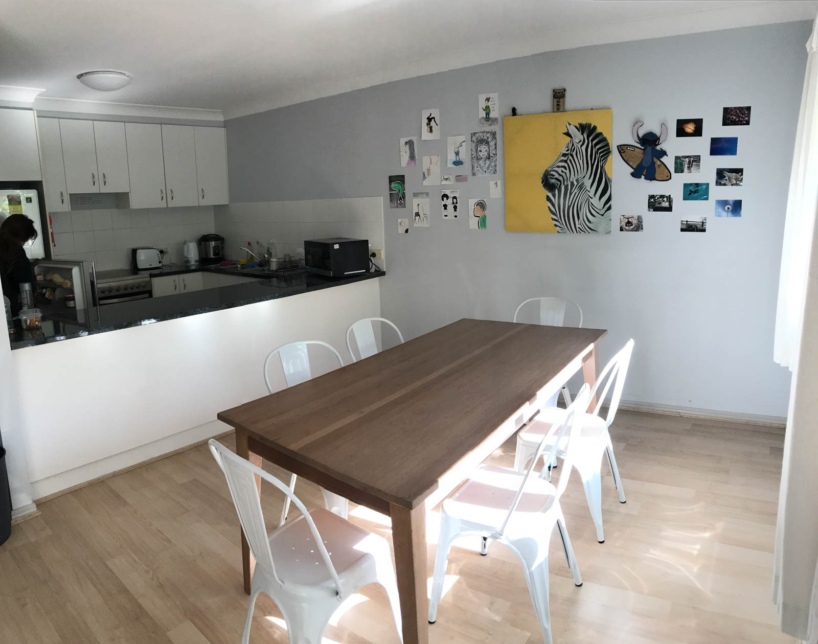Student_Houses_BBELS_2 kitchen dining